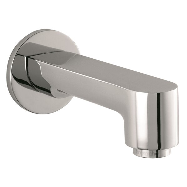 S Wall Mount Tub Spout Trim by Hansgrohe