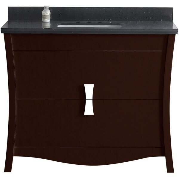 Bow 47 Single Bathroom Vanity Set by American Imaginations