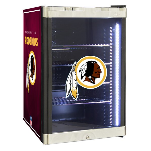 NFL 2.5 cu. ft. Beverage Center by Glaros