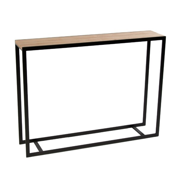 Ansted Solid Wood Console Table By Sterk Furniture Company