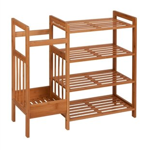 Big Save Entry 4-Tier Shoe Rack By Honey Can Do