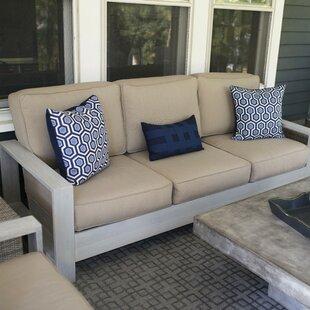 Soho Deep Seating Sofa With Cushions