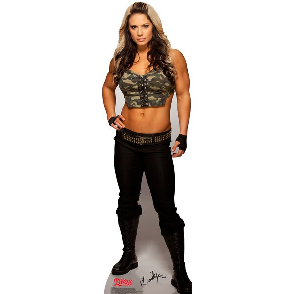 Kaitlyn - WWE Cardboard Stand-Up by Advanced Graphics