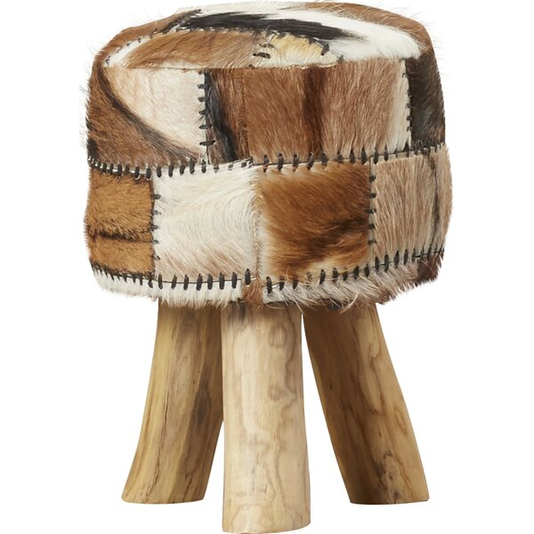 Pernille Drum Stool by Bloomsbury Market