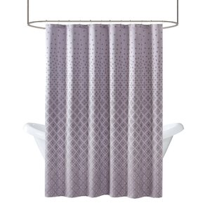purple and grey shower curtain. Gold Coast Shower Curtain Purple Curtains You ll Love  Wayfair