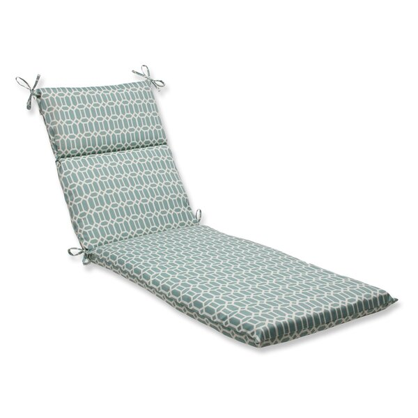 Blathnat Indoor/Outdoor Chaise Lounge Cushion