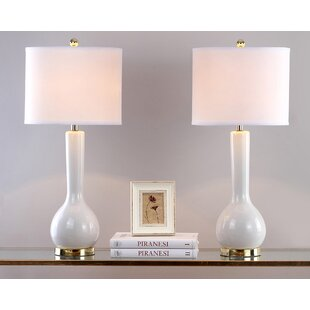Damis 30.5 Table Lamp (Set of 2) by Mercury Row