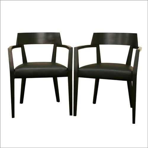 Calla Arm Chair (Set of 2) by Latitude Run