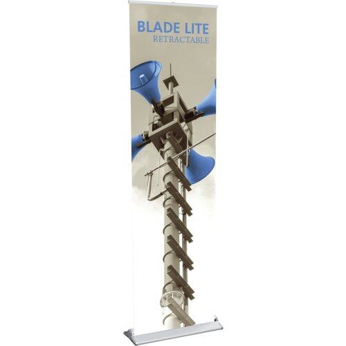 Blade Lite 600 Retractable Banner Stand by Exhibit