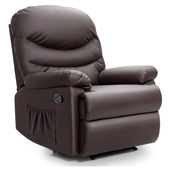 Manual Recliner with Massage W003212897