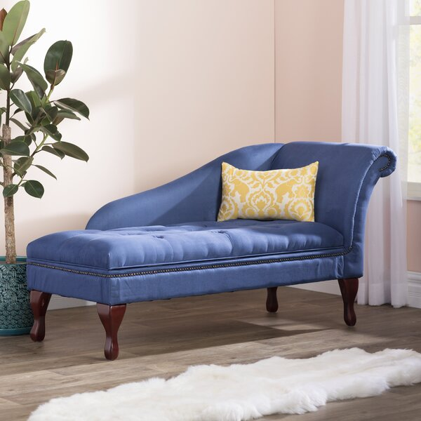 Boydston Storage Chaise Lounge by Willa Arlo Interiors