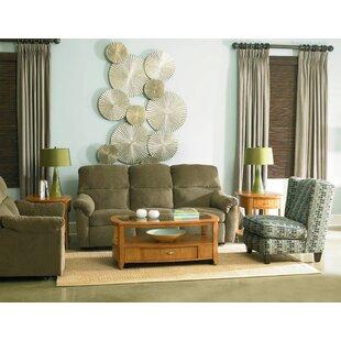 Ambrosia Reclining Configurable Living Room Set Red Barrel Studio