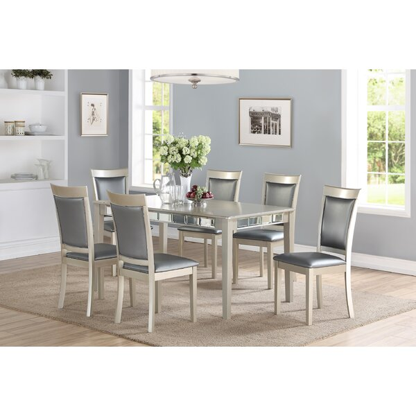 Matherne 7 Piece Dining Set by House of Hampton House of Hampton