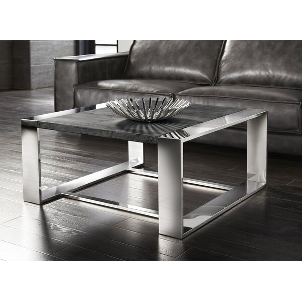 Club Dalton Coffee Table by Sunpan Modern