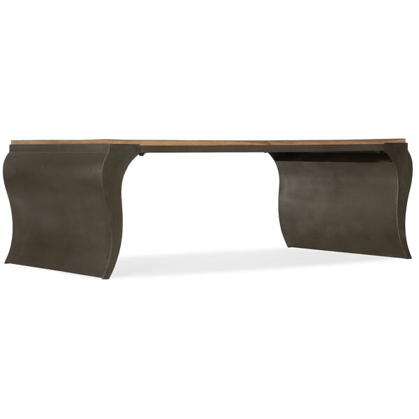 Cocktail Solid Wood Dining Table by Hooker Furniture