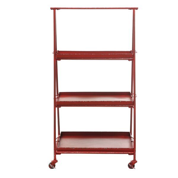 Dougherty Ladder Bookcase by Williston Forge