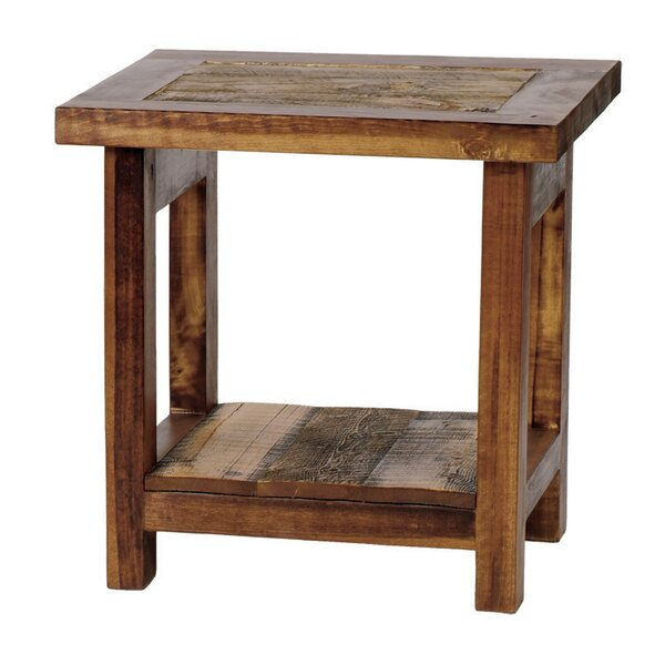 Jaramillo End Table by Loon Peak