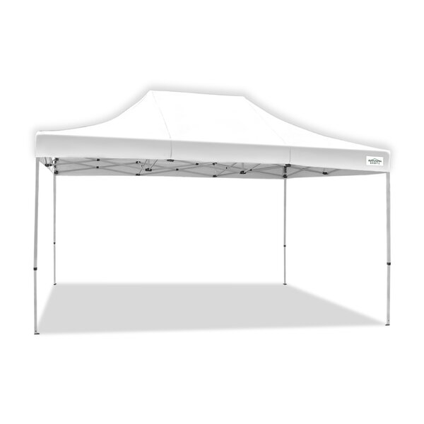 Titanshade 15 Ft. W x 10 Ft. D Steel Pop-Up Canopy by Caravan Canopy