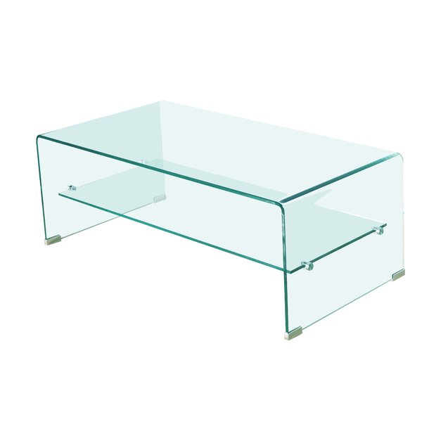 Knutson Coffee Table With Storage By Orren Ellis