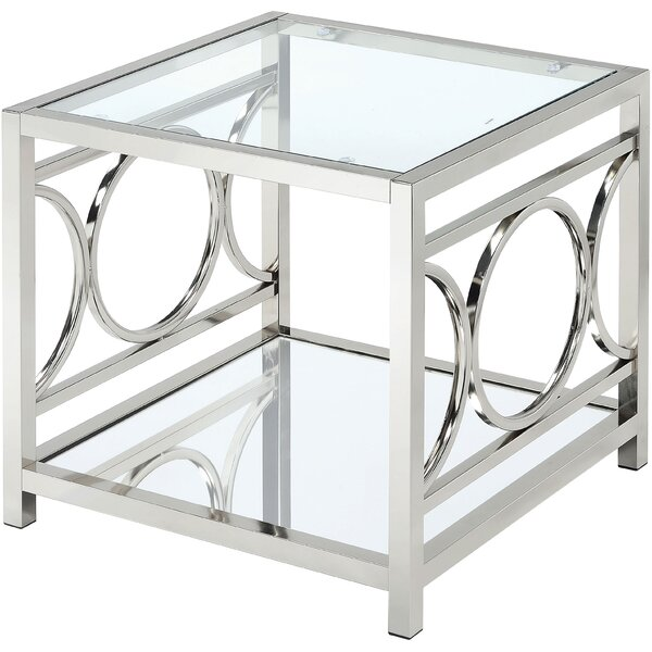 Frederika End Table by Willa Arlo Interiors