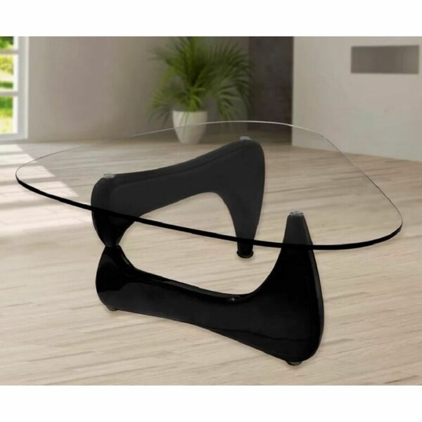 Yacat Abstract Coffee Table By Orren Ellis
