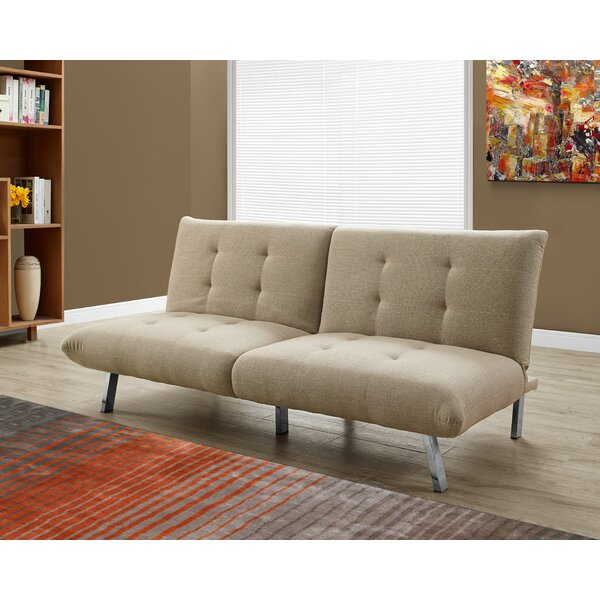 Convertible Sofa by Monarch Specialties Inc.
