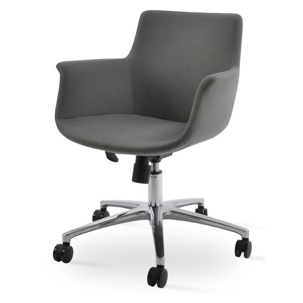 Bottega Office Chair by sohoConcept