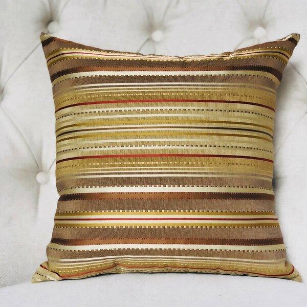 Kentucky Field Handmade Throw Pillow by Plutus Brands