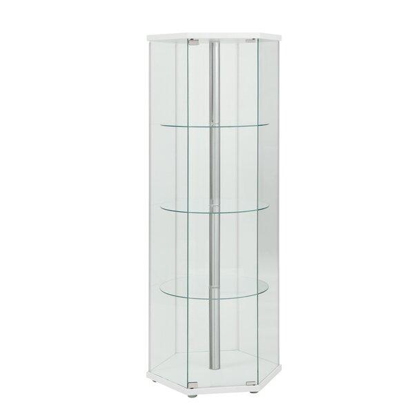 Randall Curio Cabinet by Latitude Run