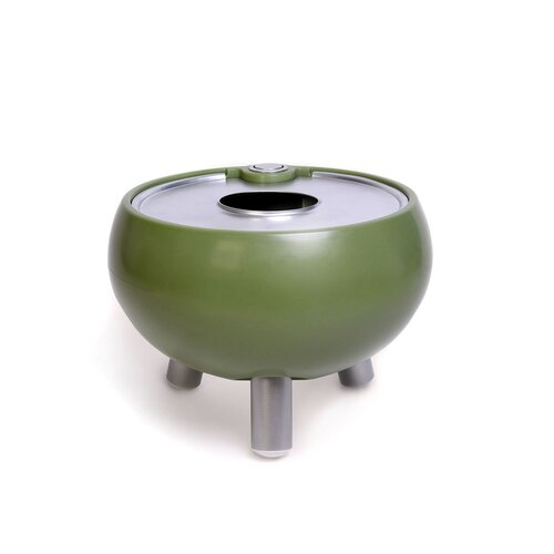 Samirah Drink Cooler Champagne Bucket Symple Stuff Colour: Safari Green