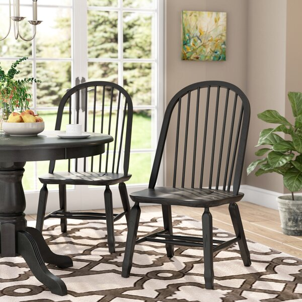 #2 Koffler Side Chair (Set Of 2) By August Grove Purchase