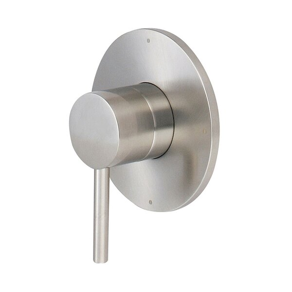 Motegi Single Handle Diverter Trim with Lever Handle by Pioneer