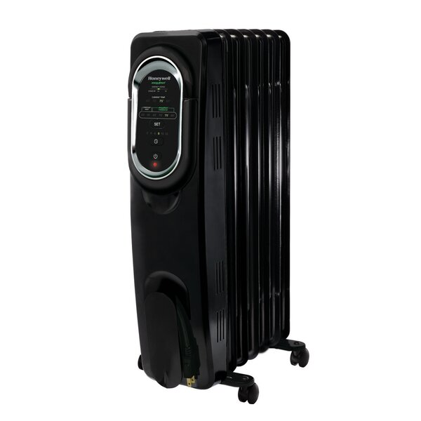 Energy Smart 1,500 Watt Electric Convection Radiator Heater By Honeywell