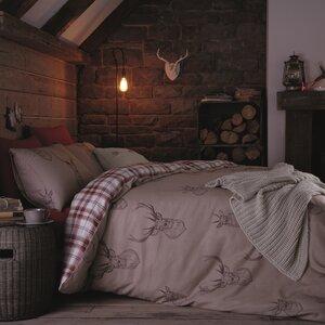 Stag Duvet Cover & Rectangular Pillowcase
