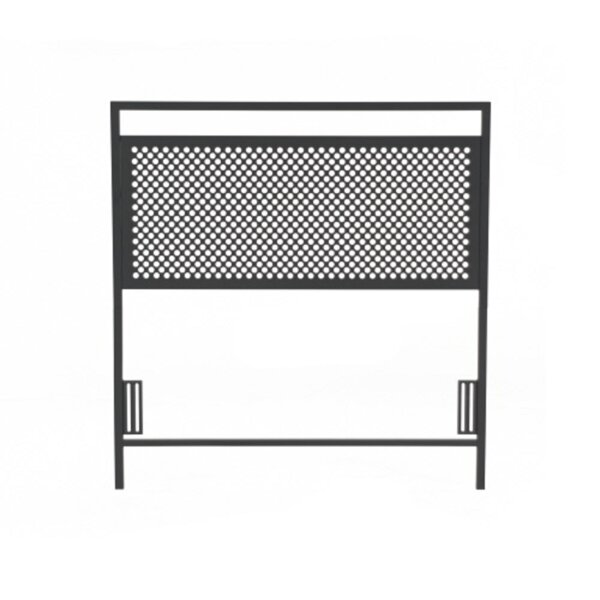 Adymn Twin Panel Headboard by Latitude Run
