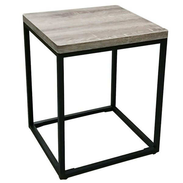 Poland End Table by Williston Forge