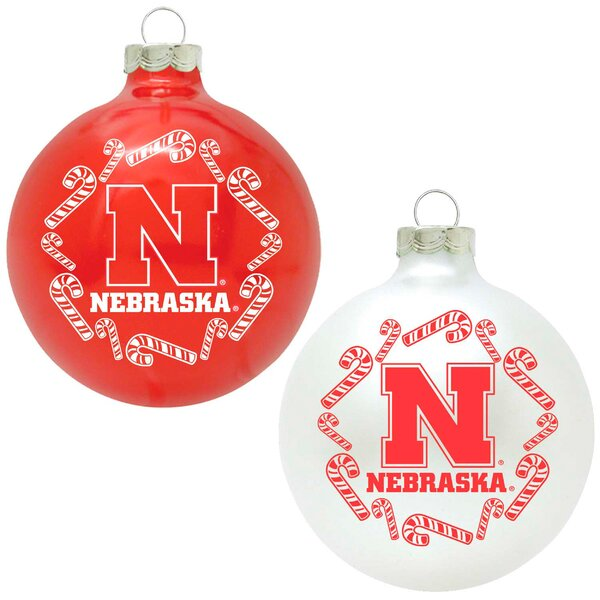 NCAA Home and Away Ornament (Set of 2) by Topperscot