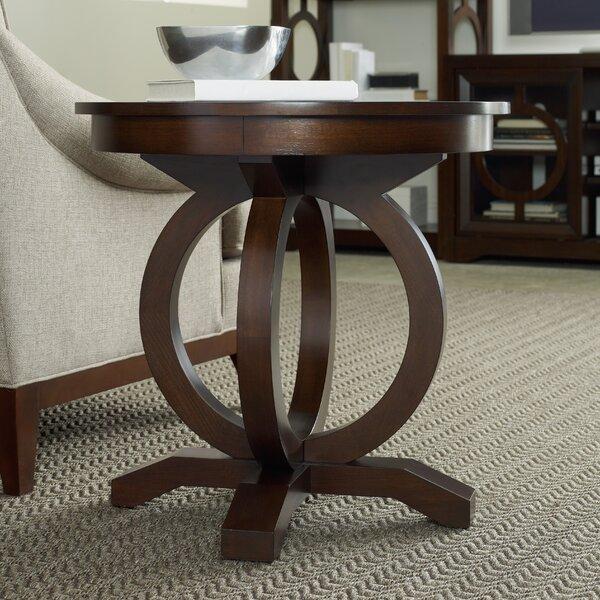 Kinsey End Table by Hooker Furniture Hooker Furniture