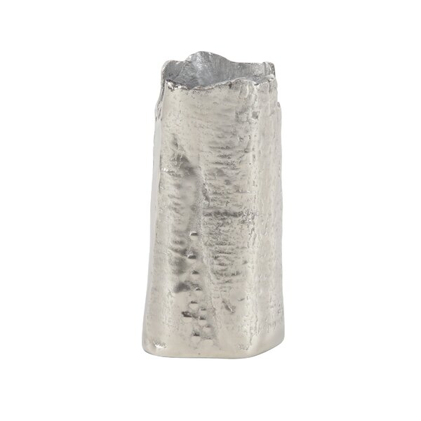 Eilers Contemporary Aluminum Table Vase by Orren Ellis