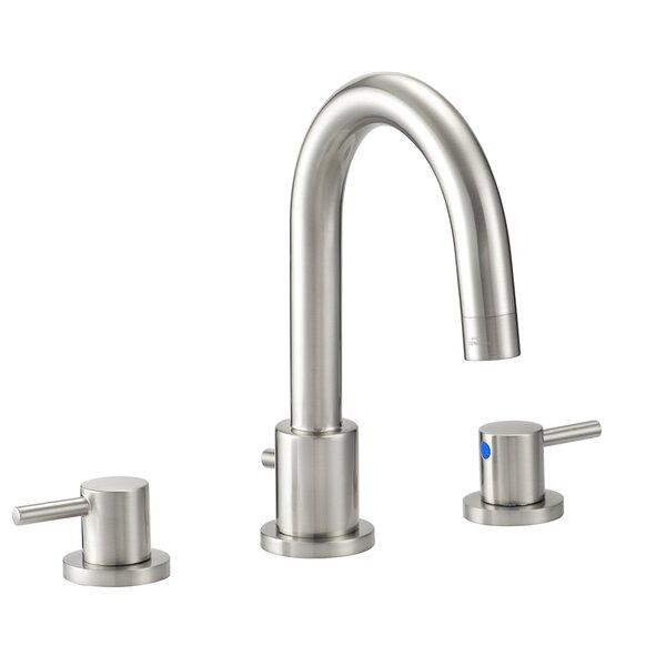 Aspasia Centerset Wrist Blade Bathroom Faucet with Drain Assembly