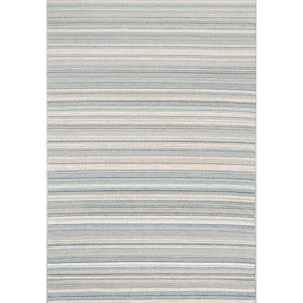 Kopp Blue/Beige/Gray Indoor/Outdoor Area Rug by Highland Dunes