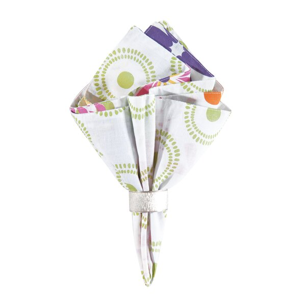 Lilly Napkin (Set of 6) by C&F Home