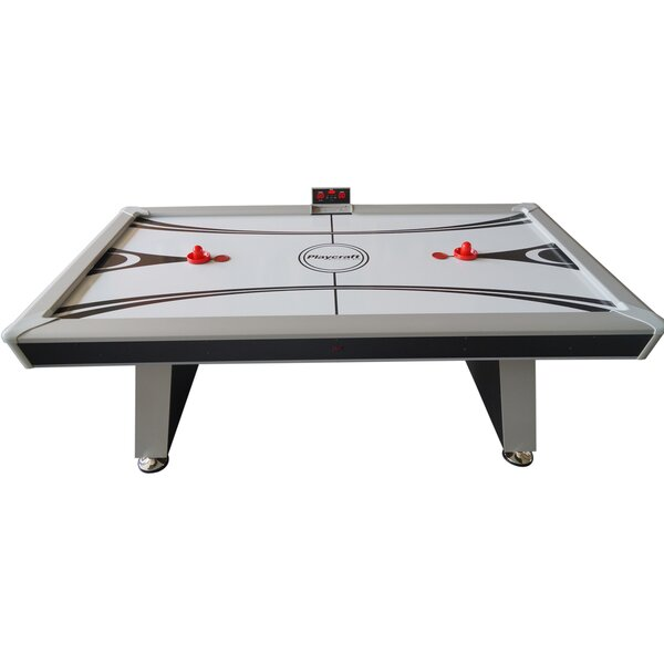 Center Ice 7' Air Hockey Table by Playcraft
