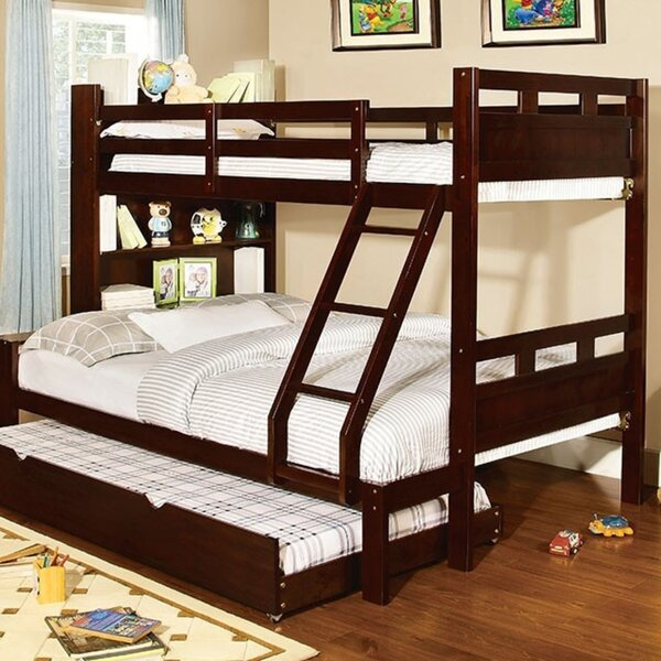 Heywood Full Bunk Bed by Harriet Bee