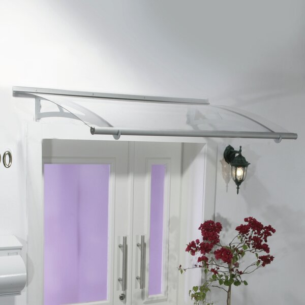 Aquila™ 5 ft. W x 3 ft. D Door Awning by Palram