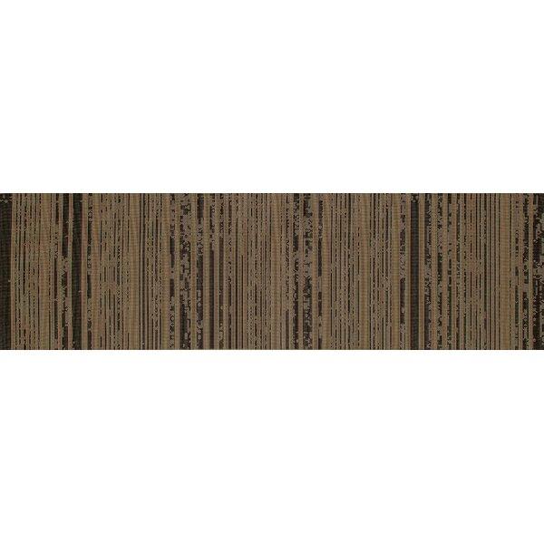 Beaminster Black/Tan Indoor/Outdoor Area Rug by Fleur De Lis Living