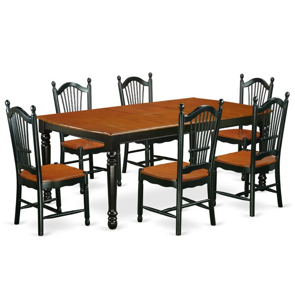 Pimentel Modern Dining Set by August Grove August Grove