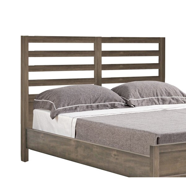 Medlock Queen Slat Headboard by Gracie Oaks