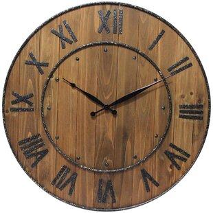 Bar Clocks Wayfair