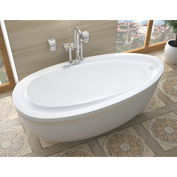 Capricia 71 x 38 Air Bathtub by Spa Escapes